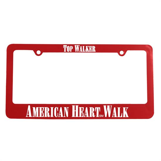 1499B - Classic License Frame with 2 Holes