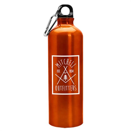 AB25 - The Excursion - 25 oz. Aluminum Sports Bottle