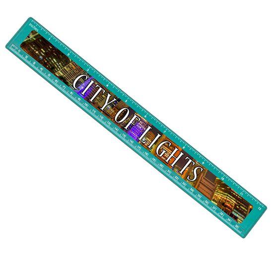 DPRUL12 - 12 Ruler-4c Digital Imprint