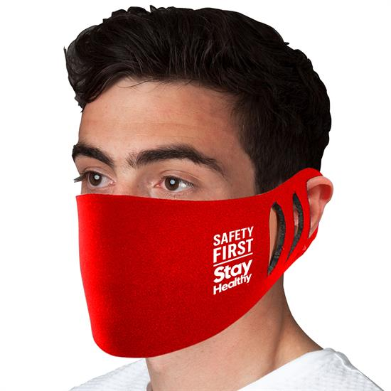 FM612 - Stretchable Polyester Face Mask
