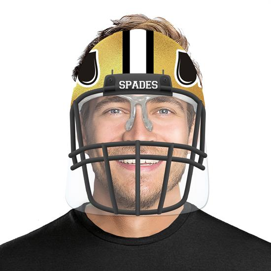 FS108S - Round Top Sports Face Shields