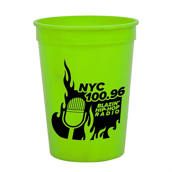 SC12 - Cups-On-The-Go - 12 oz. Stadium Cup