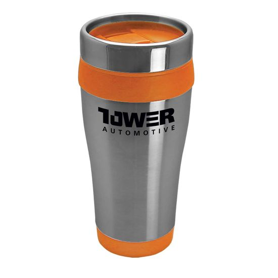 ST1 - The Venture - 14 oz. Stainless Steel Auto Tumbler