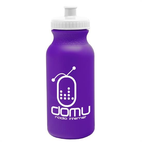 WB20C - The Omni - 20 oz. Bike Bottle Colors