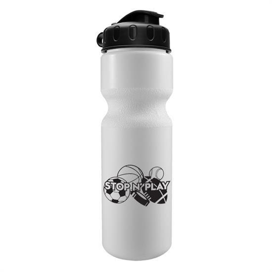 WB28F - The Journey Bottle - 28 oz. Bike Bottle (Flip Lid)