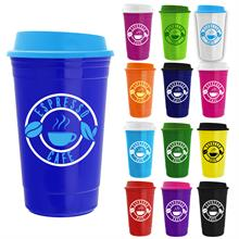 The Traveler - 16 oz. Insulated Cup
