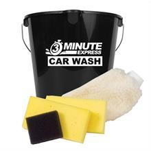 Wash 'N Buff Car Wash Kit