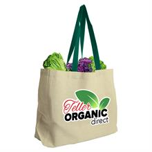 The Natural - 8 oz. Canvas Tote - Digital