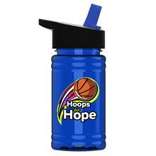 UpCycle Mini - 16 oz. rPET Sport Bottle with Flip  Straw Lid