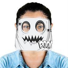 Fun Holiday Face Shields