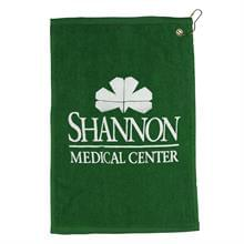 "18"" Golf Towel - Colors"