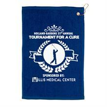 "15"" X 18"" Golf Towel"