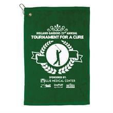 "15"" x  18"" Golf Towel"