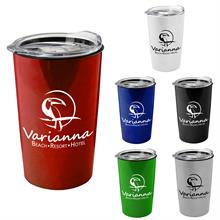 14 oz. Sentinel Acrylic Tumbler with Slide Lid