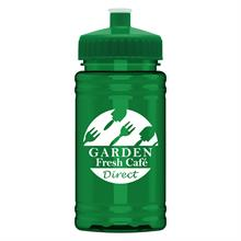 UpCycle - Mini 16 oz. rPet Sports Bottle with Push-Pull Lid