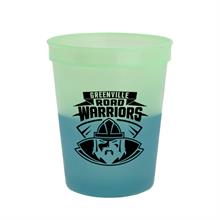 Cups-On-The-Go -16 oz. Cool Color Change Stadium Cup