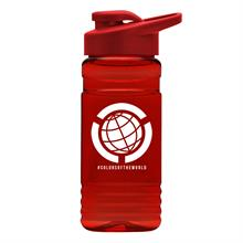 The Big Grip 20 oz. PETE Bottle with Drink-Thru Lid