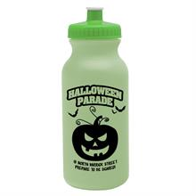 20 oz. Glow-In-The-Dark Sports Bottle